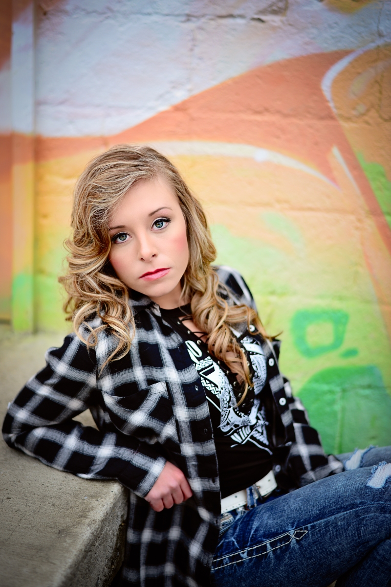 Marissa Whitis | Fountain Square, Indiana | Lisa Cox Photography