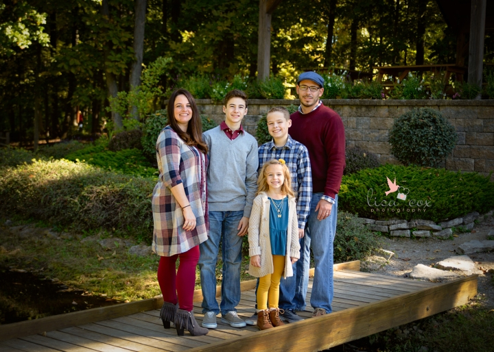 Anderson Family | Appleworks | Lisa Cox Photography