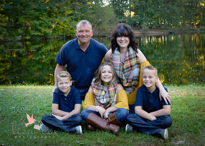 Gettle Family | Appleworks | Lisa CoxPhotography